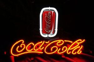 New- Coca-Cola Can Plug-In Neon Bar/Business/Office Sign Sarnia Sarnia Area image 1