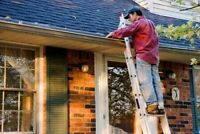 Start Now!  Eavestrough Cleaning & Repair – Earn $1000-$1200/WK