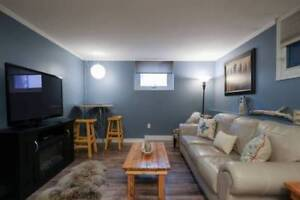 2 BR or 1 BR + office/den in south end Halifax for short term