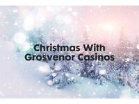 GROSVENOR CHRISTMAS SHOWCASE