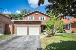 Amazing 3 Bedroom in great Stouffville area