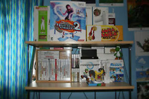 Nintendo WII - Console and AWESOME games!