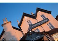 Full time and Part Time Kitchen Porters required at Worplesdon Place - Immediate start