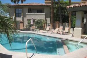 Phoenix condo available for booking February, March, April 2019