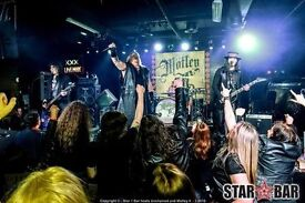 MOTLEY 2 - A TRIBUTE TO MOTLEY CRUE AT THE UNDERWORLD CAMDEN