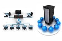Professional IT services: network infrastructure