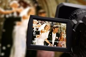 Professional & Affordable Wedding Videographer