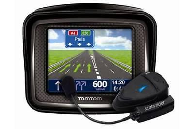 GPS NAVIGATION MOTO RIDER PRO 3.5 POUCES 45 PAYS Suzuki SFV 650...