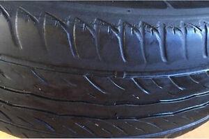 2 rovelo tires 225 60 r16 all season tires Regina Regina Area image 1