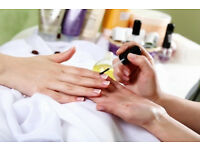 Nails technician for immediate start london N12 experience required