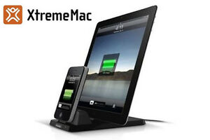 Chargeur XtremeMac incharge DUO pour iPad iPhone et iPod