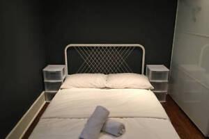 IKEA BED BRAND NEW FOR SAKE - NESTTUN