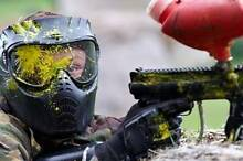 Half price IPG Paintball Tickets INCLUDES PAINTBALLS Gulfview Heights Salisbury Area Preview