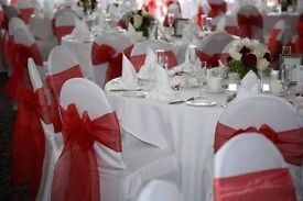 Cheapest Wedding/ Event Decoration, Chair and Table Covers Hire in North West (Sheffield)
