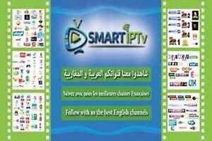 SMARTIPTV WOW TV FIBERSAT MAGHREB smart iptv roku mag254