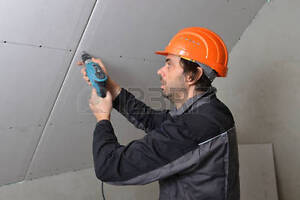 Services for drywall mudding, taping and painting.