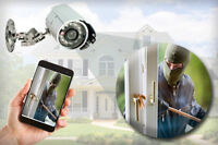 Quote on security cameras for home, garage, or small business?
