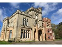 Ground floor flat in a 17th century mansion with spectacular views in Killearn