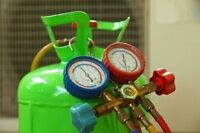 CLIMATISATION AJOUTE RAJOUTE REMPLISSAGE ADDED REFILL GAS FREON