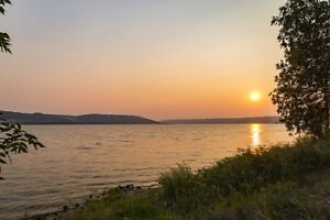 Crooked Lake Lot for sale