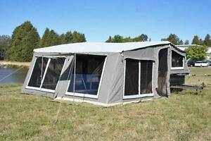 "Hard Floor Camper Trailer FOR HIRE from $75 per night ""Eddy"" Medowie Port Stephens Area Preview"