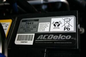 AC Delco Truck Top Post Terminal Battery