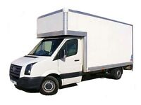 24/7open MAN AND LUTON VAN REMOVAL SERVICE MOVING HIRE WITH A RUBBISH DUMP & HOUSE FLAT PIANO MOVERS