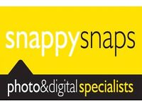 Sales Assistant/Minilab Printer Snappy Snaps West End London
