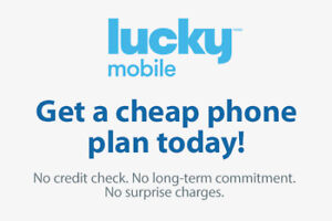 $40- MONTH== UNLIMITED CANADA WIDE CALLING== 4.5GB DATA ==PLANS