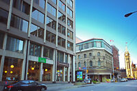 Office Space for Lease just steps from Parliament Hill