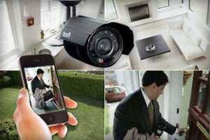 Camera Professional Installation . Low Prices