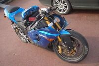 Wanted: 600-750cc write off