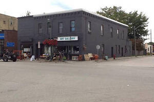 large multiplex living and storefront space for you