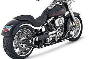 Vance and Hines exhaust True Duals, Mufflers New in Box, Touring Stratford Kitchener Area image 8
