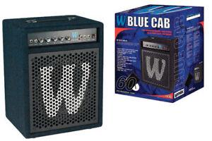 Warwick Blue Cab 60W - Bass Amp