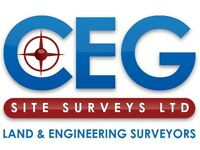 Surveyor /Setting Out Engineer Services Available - Land , Engineering , Scanning , MBS Survey