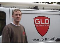 1 YEAR GUARANTEE - Burglar Alarm, Fire Alarm, CCTV, Door Entry System, Access Control Installation