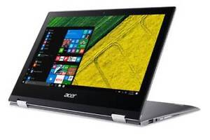 "Acer Spin 13.3"" portable, 4Go mém/64Go/Full HD/Tactile"