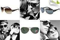 Genuine Ray-Ban Aviator Flash Sunglasse