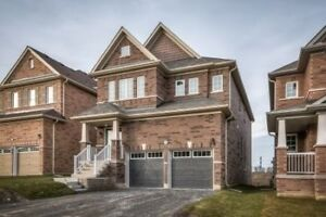 *Exquisite 4 Bed Detached Home for Lease! NORTH OSHAWA*