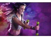Zumba Toning at Eden Blue in Old Town, Eastbourne