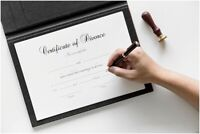 Document Preparation Services for Uncontested Divorce