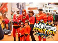 MCM MANCHESTER COMIC CON - JULY