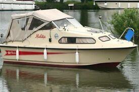 Shetland boat trailer Wanted