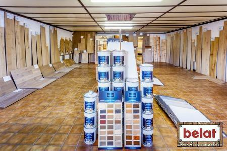 BELAT | Goedkoopste parket en houten vloeren = 5.95 €/m2