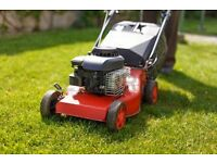 Grass cutting / hedge cutting garden maintenance