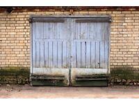 WANTED Storage/Garage/Lamd