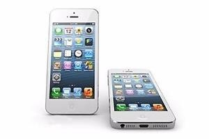 iPhone 5 16gb White Unlocked Smartphone with Warranty