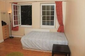 An Early Christmas Gift for You - Large Double Room available in Bethnal Green