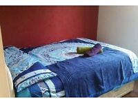 DOUBLE ROOM IN THE RIGHT SPOT WITH VIBRANT NOT TO MISS SURROUNDINGS